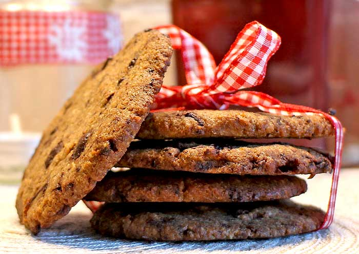 Low Carb Cookie Rezept | Low Carb Schoko-Cookies