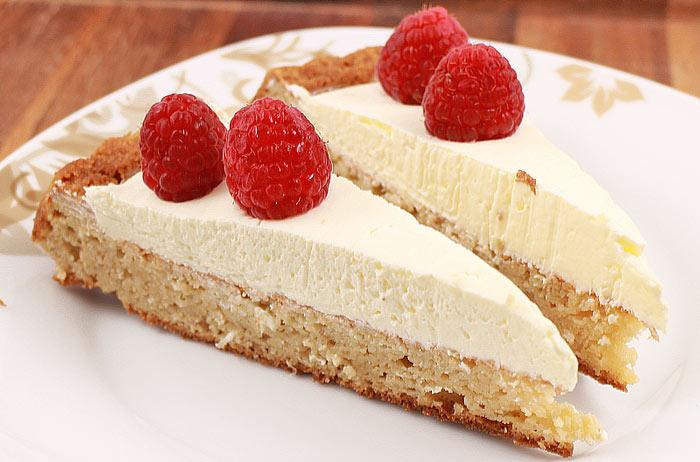 Low Carb Kuchen Rezept | Low Carb Zitronenkuchen