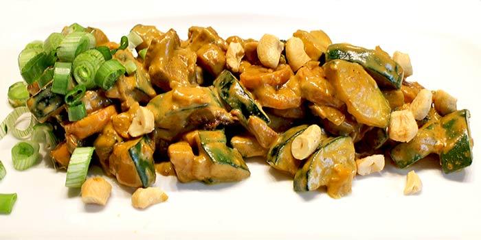 Low Carb Rezept | Asiatische Gemüsepfanne