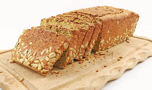 Low Carb Rezept | Vollkorn-Brot